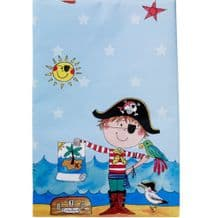'Pirate' Plastic Tablecover by Ellen 1pc