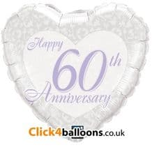 60th Anniversary Party Supplies