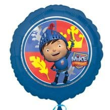 """Mike The Knight Foil Balloon (18"""") 1pc"""