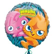 """Moshi Monsters Foil Balloon (18"""") 1pc"""