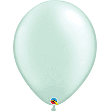 "Qualatex 16 inch Balloons - Pearl Mint Green 16"" Balloons (10pcs)"