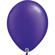 "Qualatex 16 inch Balloons - Pearl Purple 16"" Balloons (10pcs)"