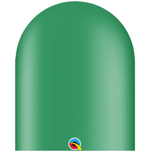 Qualatex 646Q Balloons - Green 646Q Modelling Balloons | Free Delivery