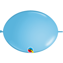 Qualatex Quick Link Balloons - 12 Inch Pale Blue Quick Link Balloons (50pcs)