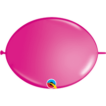 Qualatex Quick Link Balloons - 6 Inch Wild Berry Quick Link Balloons (50pcs)