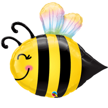 Sweet Bee Large Foil Balloon 1pc