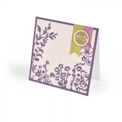 661011 Sizzix Thinlits Die - Filigree Border by Nel Whatmore
