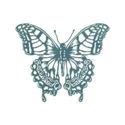665201 - Sizzix Thinlits Die Set Perspective Butterfly by Tim Holtz