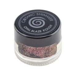 Cosmic Shimmer - Opal Blaze Polish - Sunset Orange