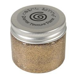 Cosmic Shimmer - Sparkle Texture Paste - Warm Gold 50ml