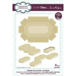 Creative Expressions - Jamie Rodgers Canvas Collection - Octagon