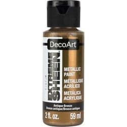 DecoArt Extreme Sheen Metallic Paint - Antique Bronze