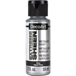 DecoArt Extreme Sheen Metallic Paint - Silver