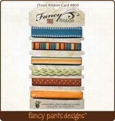 Fancy Pants - True Ribbons