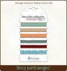 Fancy Pants - Vintage Summer Ribbons
