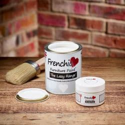 Frenchic Furniture Paint Lazy Range Whitey White 750ml