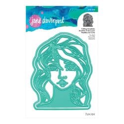 Jane Davenport Artomology Collection - Etched Dies - Tousled