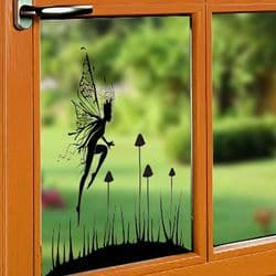 Lavinia - Window Cling - Meadow Fairy