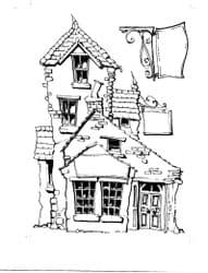 Picture This A6 Stamp - Ye Old Shoppe 005