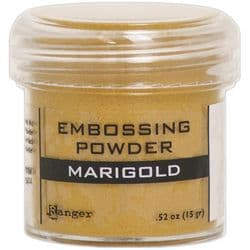 Ranger - Embossing Powder - Marigold Metallic