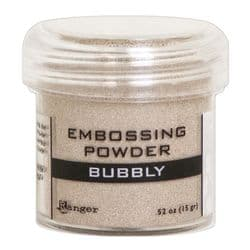Ranger - Metallic Embossing Powder - Bubbly