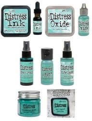 Ranger - Tim Holtz® - April 2021 Release - Distress Complete Collection Salvaged Patina