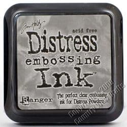 Ranger Tim Holtz® Distress Embossing Ink Pad - Clear