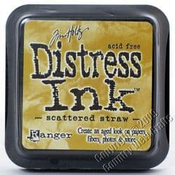 Ranger Tim Holtz® Distress Ink Pad - Scattered Straw