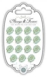 Resin Flowers- Always & Forever - The Wedding Collection - Ivory Pk 15