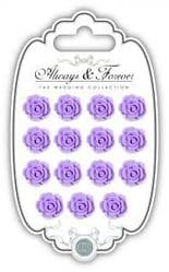 Resin Flowers - Always & Forever - The Wedding Collection - Lilac Pk 15