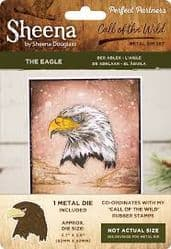 Sheena Douglas - Perfect Partners - Call of the Wild Metal Die - The Eagle