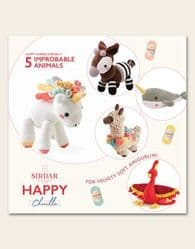 Sirdar - Happy Chenille - Improbable Animals