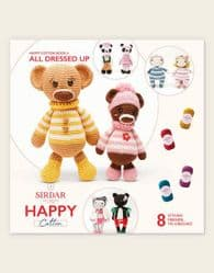 Sirdar - Happy Cotton Book - All Dressed Up 2