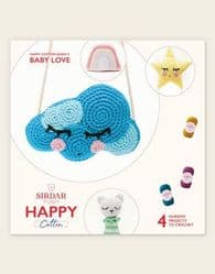 Sirdar -  Happy Cotton Book - Baby Love 1