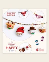 Sirdar - Happy Cotton Book - Seasonal Bunting 2