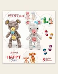 Sirdar -  Happy Cotton Book - Two Of A Kind 2