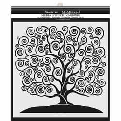 Stamperia - 30 x 30cm Thick Stencil - Tree Of Life