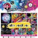 Studio Light - Art by Marlene - Out of This World Collection - Arty Paper Pad