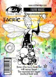 Visible Image Clear Stamp Set - Faerie Magic