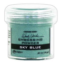 Wendy Vecchi Embossing Powder - Sky Blue