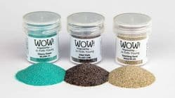 WOW! Embossing Powders - Trio - Dockside by Jo Firth-Young