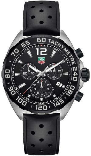TAG Heuer Formula One 200M 43 mm Chronograph  CAZ1010.FT8024