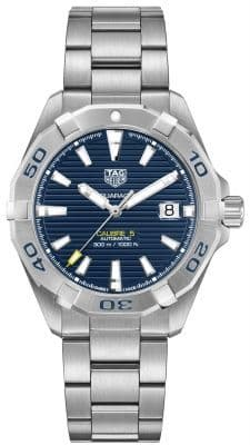 Tag Aquaracer  Calibre 5 Automatic    WBD2112.BA0928