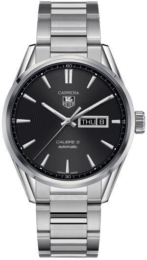TAG Heuer Carrera Calibre 5 Day-Date  WAR201A.BA0723