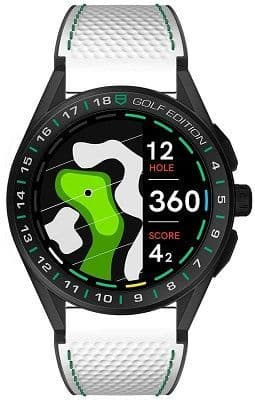TAG Heuer Connected Golf Edition Rechargeable  SBG8A82.EB0206