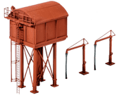 215 Ratio: TRACKSIDE ACCESSORIES  Water Tower