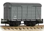 377-431  Farish SR 12T Ventilated Van 2+2 Planked LMS Grey