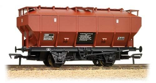 38-500 Bachmann Branchline COVHOP in BR Bauxite livery