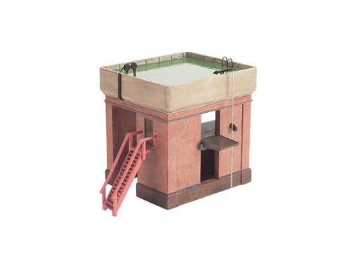 44-048  Bachmann Scenecraft Coaling stage with water tank 158 x 88