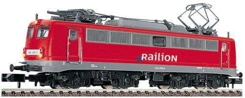 732501  Fleischmann DBAG BR 140 Electric Locomotive V